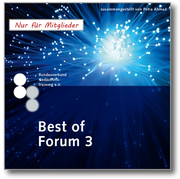 CD Best of Forum 3